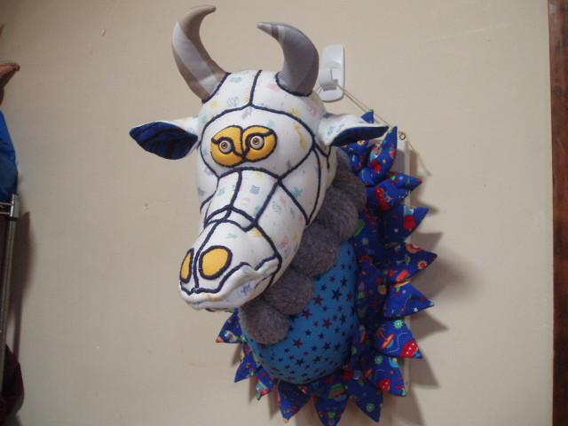 Bull(Wall hanging)