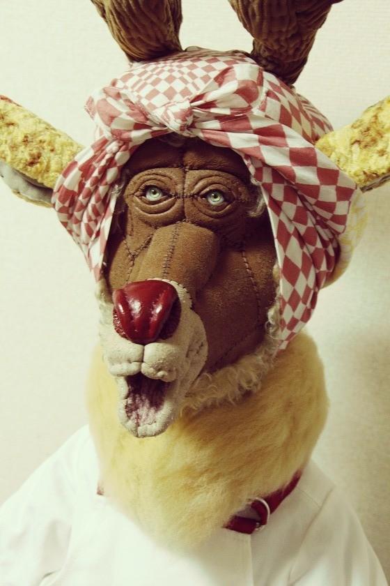 Reindeer(トナカイ) for quil fet bon
