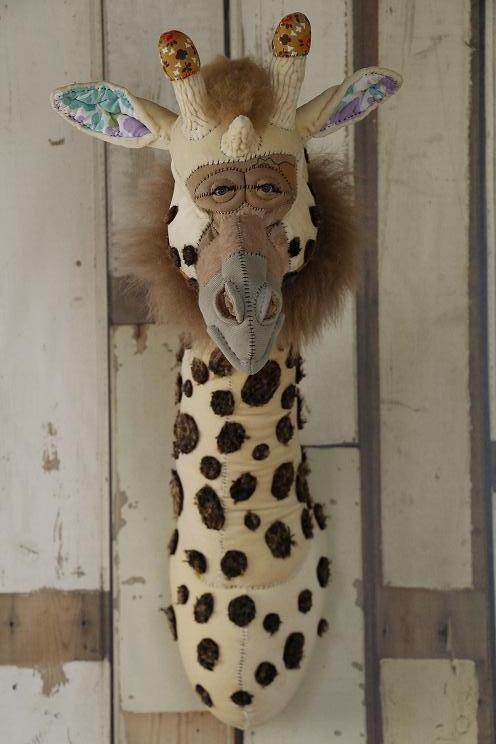 Giraffe(Wall hanging)