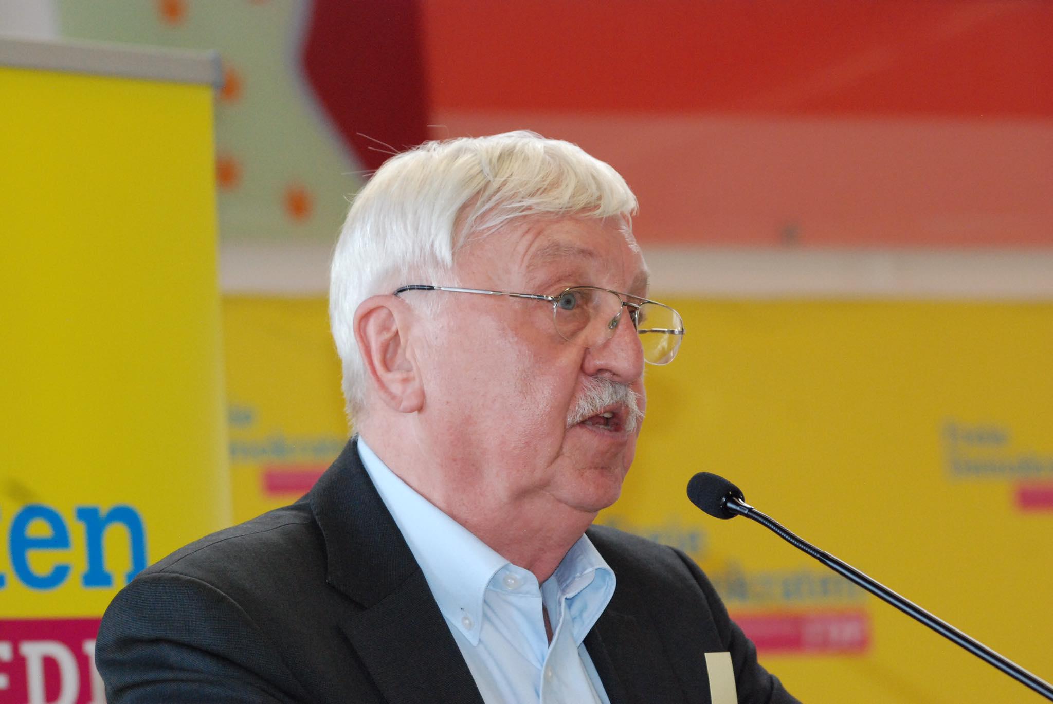 Jürgen Creutzmann, Schatzmeister FDP Rheinland-Pfalz