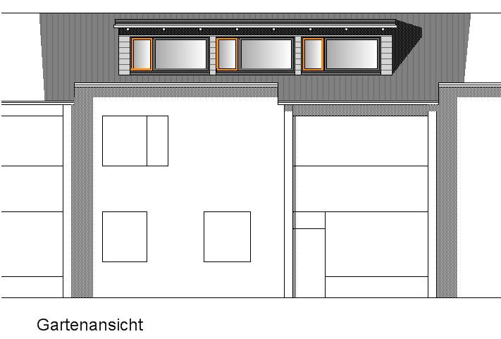 Dachbodenausbau und Neubau einer Dachgaube in Bremen Horn-Lehe