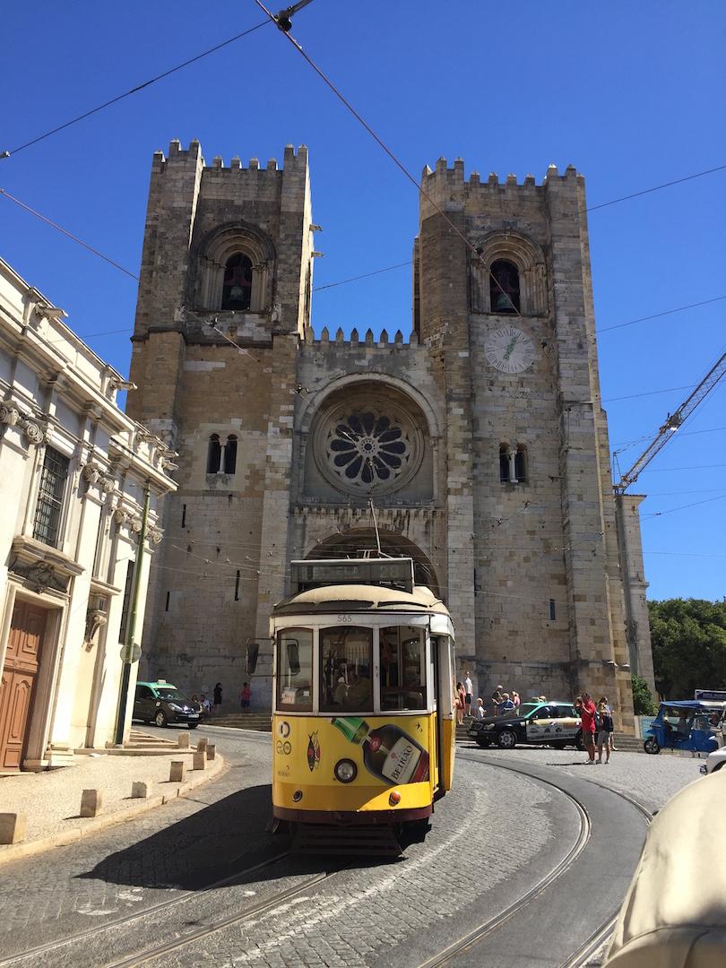 Kathedrale Ze, Lissabon