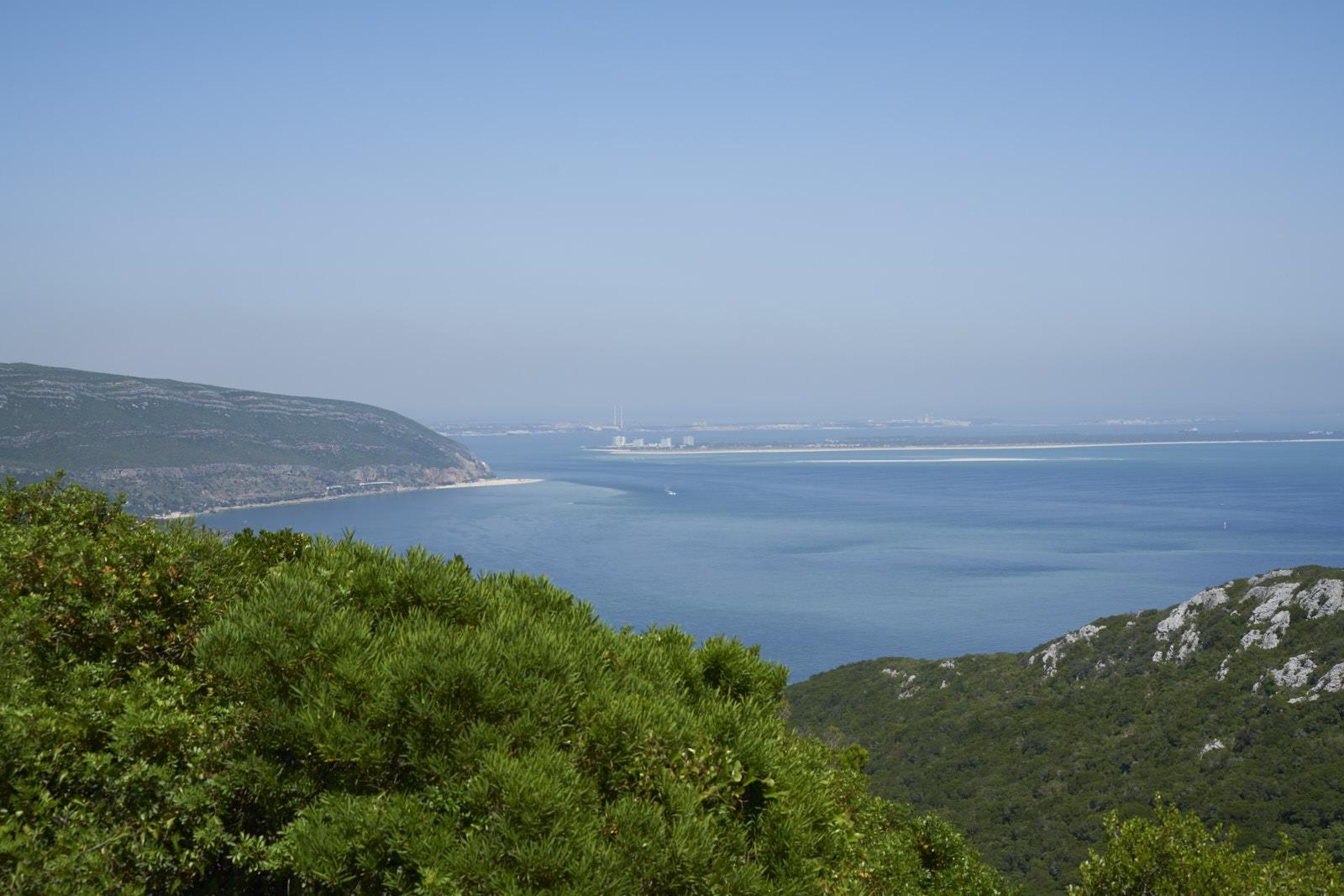 Arrabida Gebirge