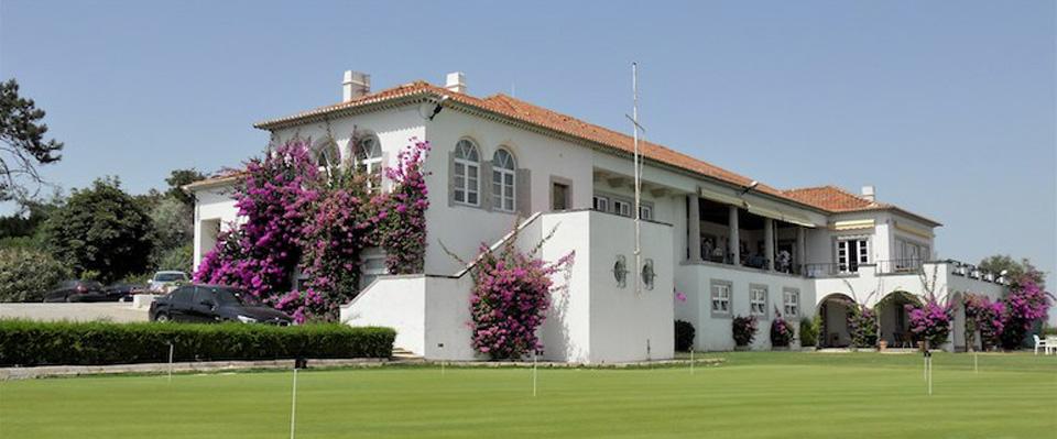 Estoril Golf, Clubhaus