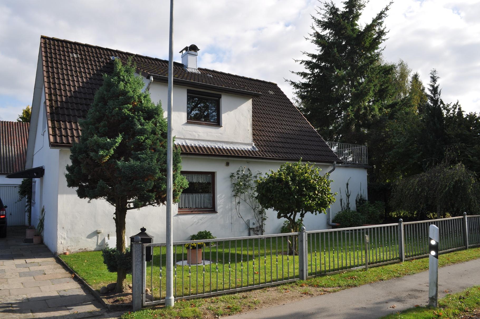 Einfamilienhaus in Norderstedt verkauft