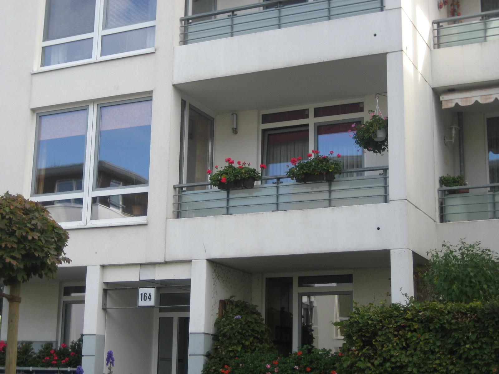 Wohnung in Rahlstedt vermietet