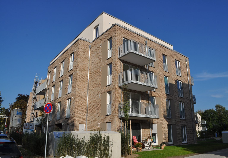 Wohnung in Bramfeld vermietet