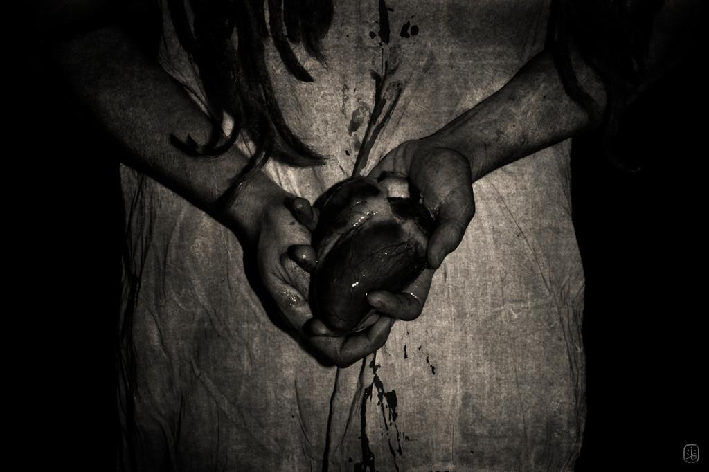 My heart still beats for you...........