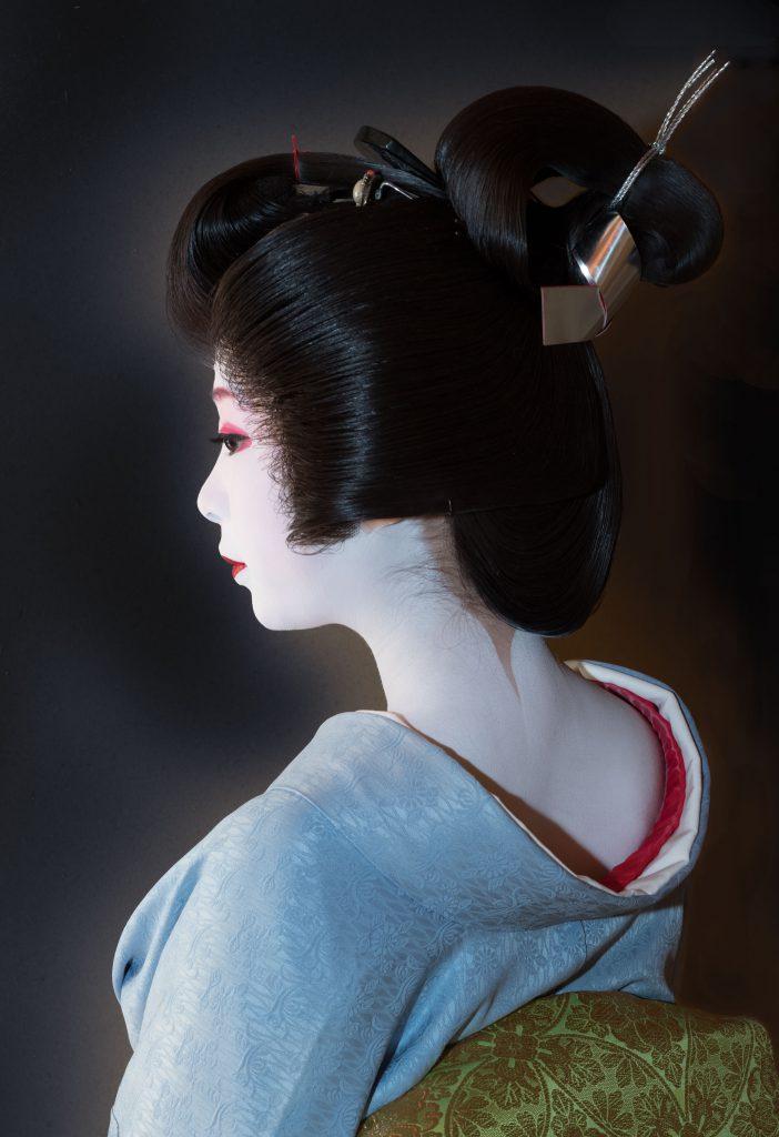 「二川宿 商家駒屋」駒屋の春蔵 祇園 ~少女から大人へ