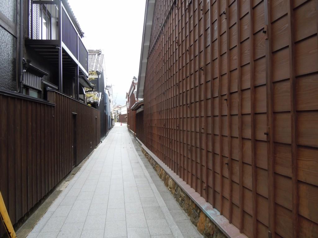駒屋の瀬古道