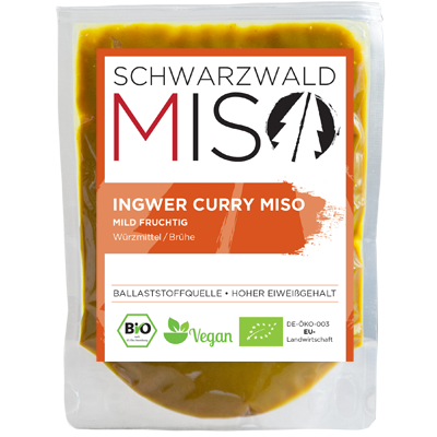Ingwer-Curry-Miso € 9,70
