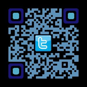 Scannez ce QR code pour accéder à la page Twitter de Bureau Perform Contrôle