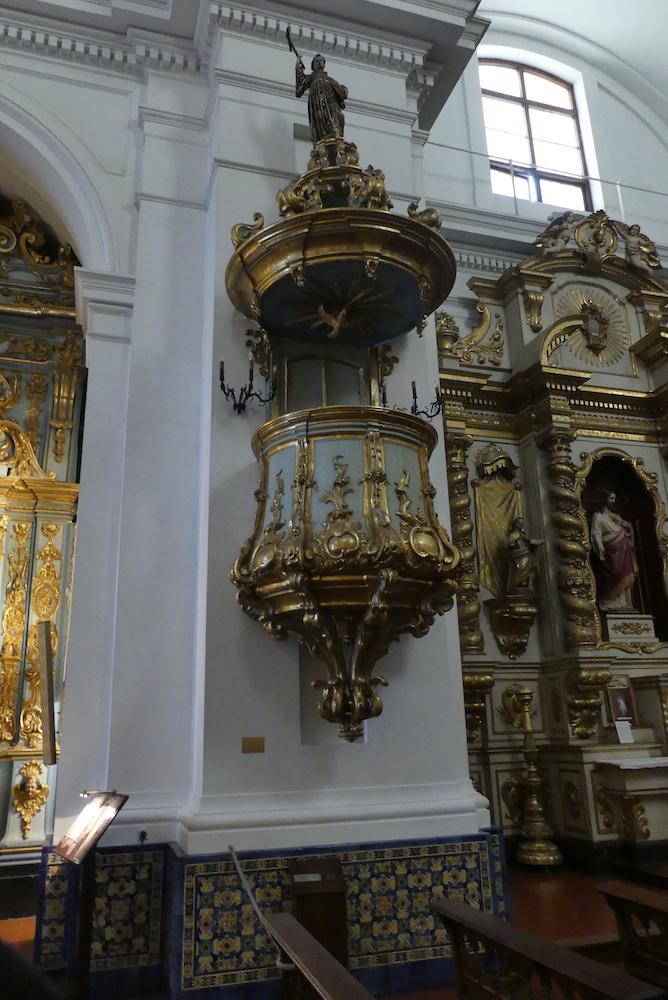 Chaire de la basilique