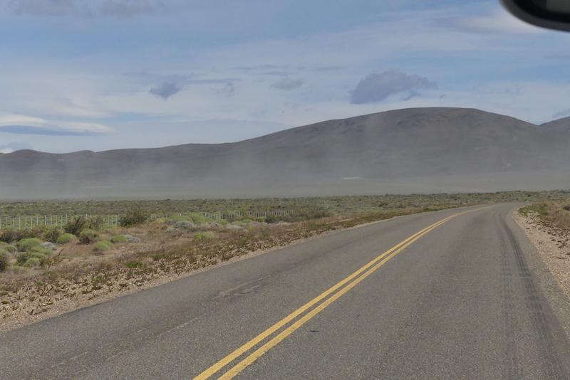 Pour voir le vent suivez la poussière
