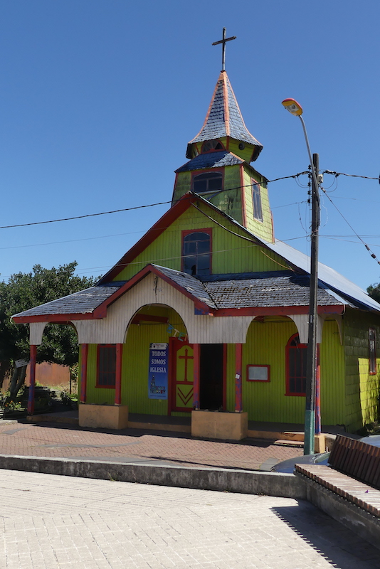 Eglise de Quemchi