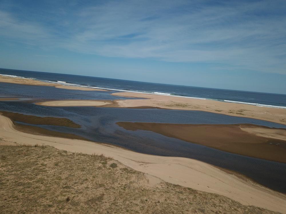 Le plages d'Uruguay