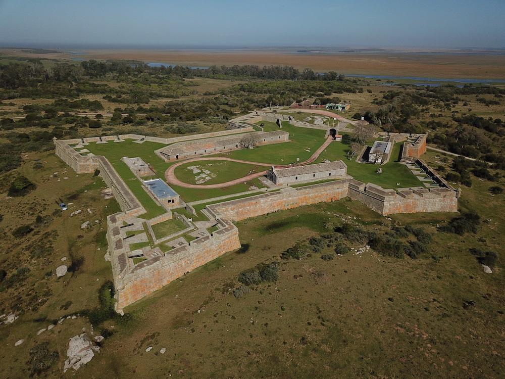 La forteresse de Fortaleza