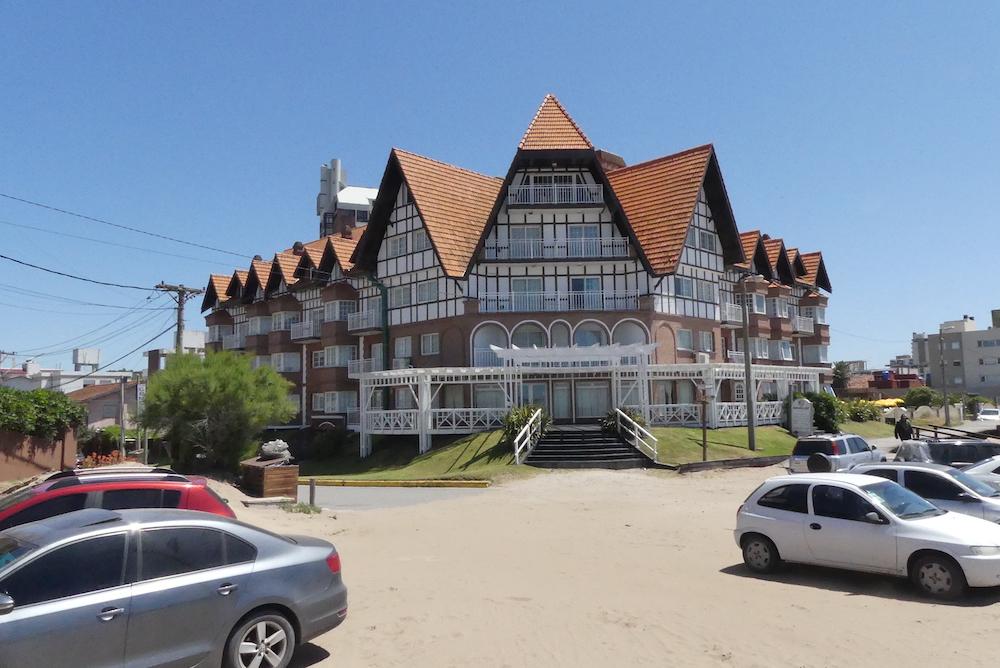 Hotel (de la plage)