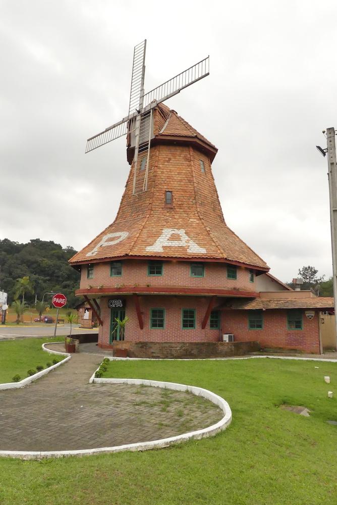 Entrée dans Joinville