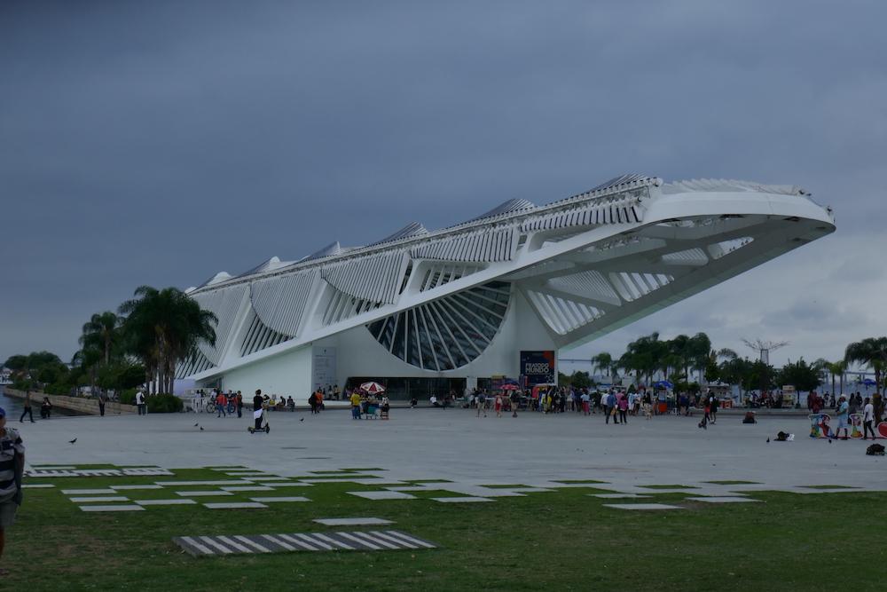 Le musée de l'avenir de la terre