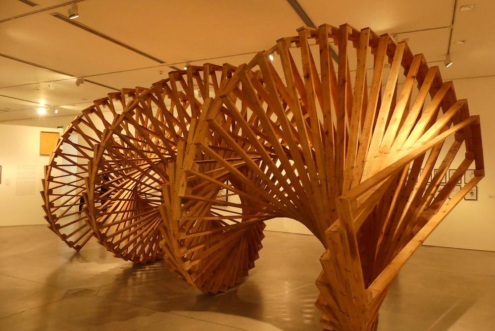 ADN. Musée d'art moderne
