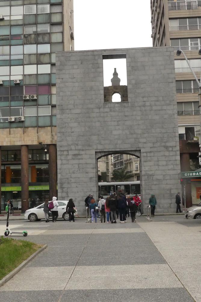 La porte Ciudadela