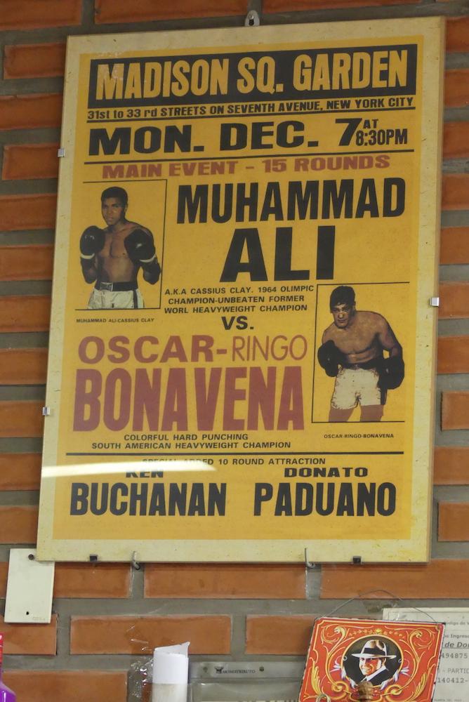 Une affiche de rêve qui vaut sans doute son pesant d'or