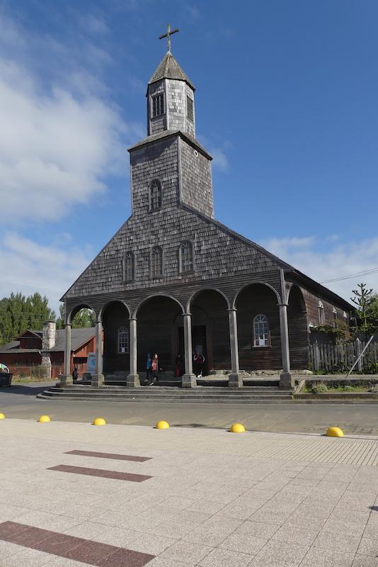 Eglise de Achao
