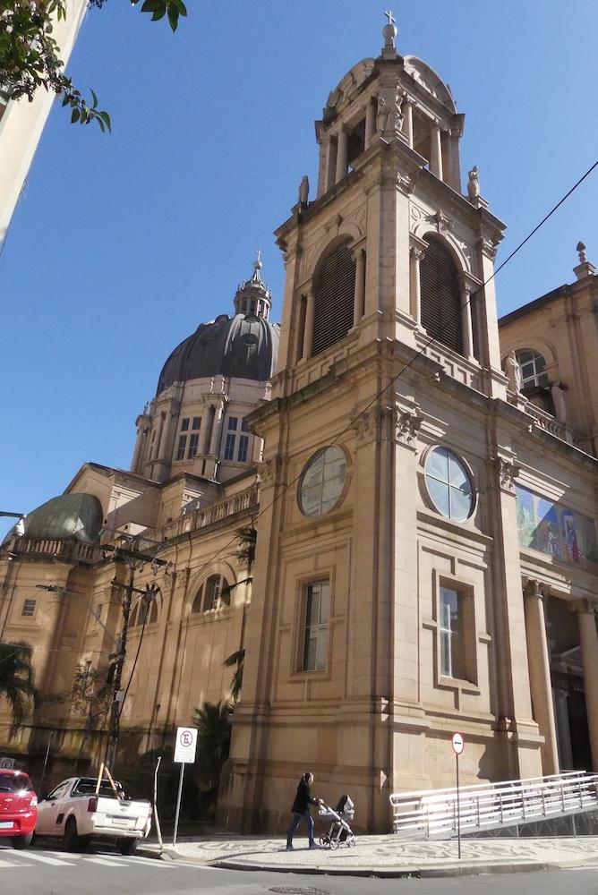 La cathédrale métropolitaine