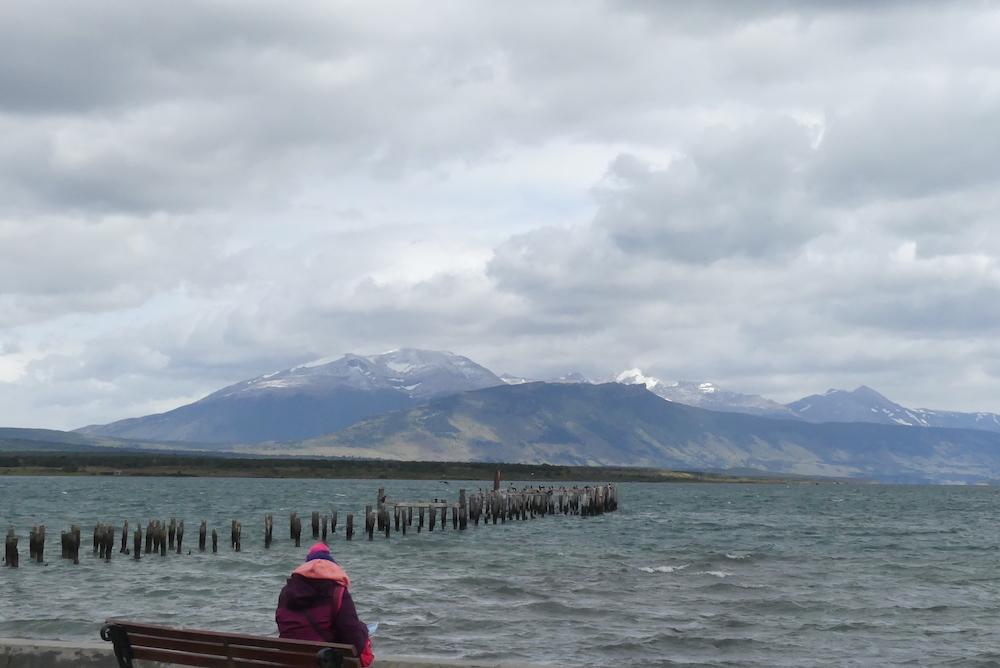Un petit fjord du détroit de Magellan