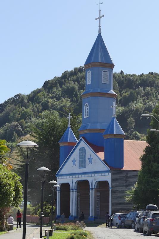 Eglise de Tenaun