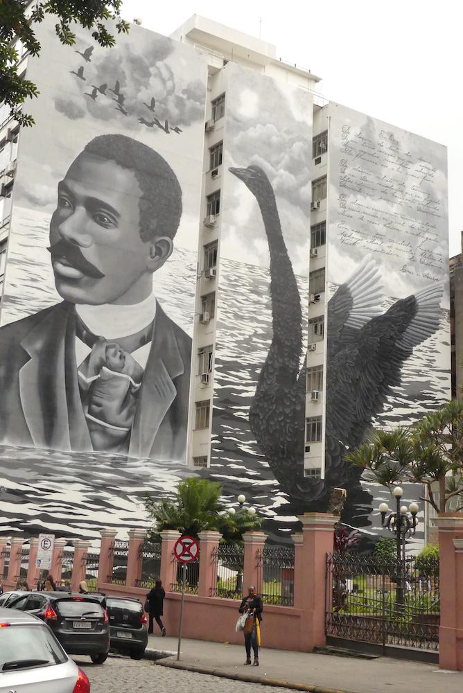 peinture murale Florianopolis