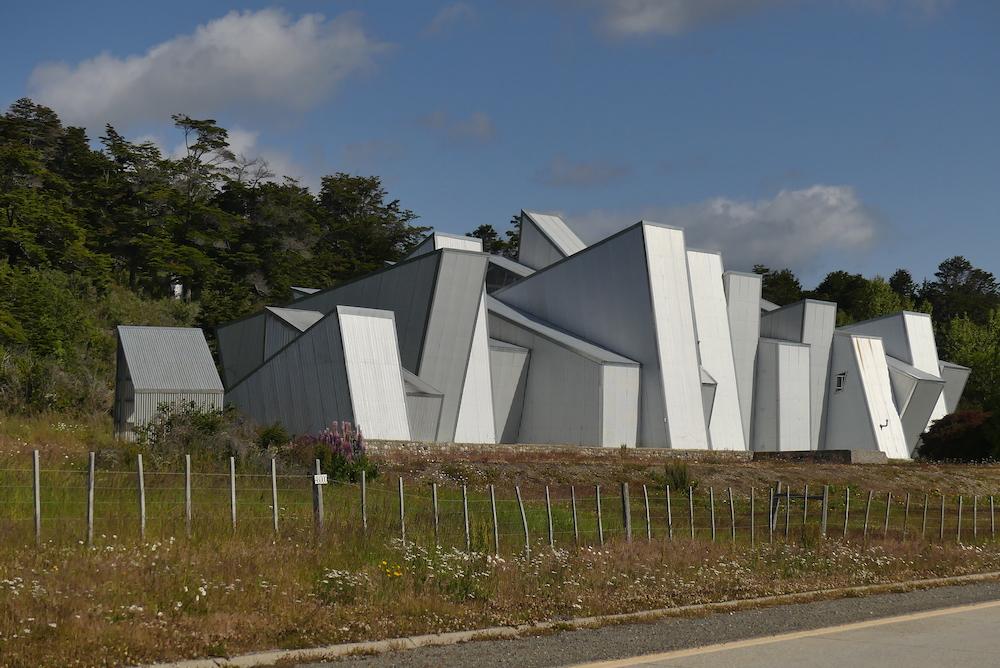 Architecture au Chili