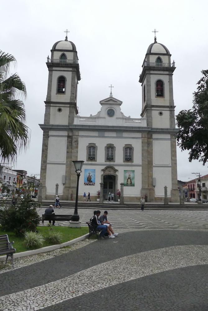 Eglise d'iguapé