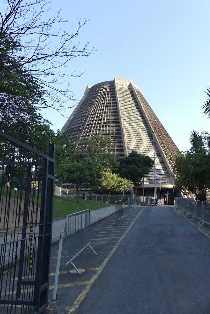 La carhédrale Metropolitaine