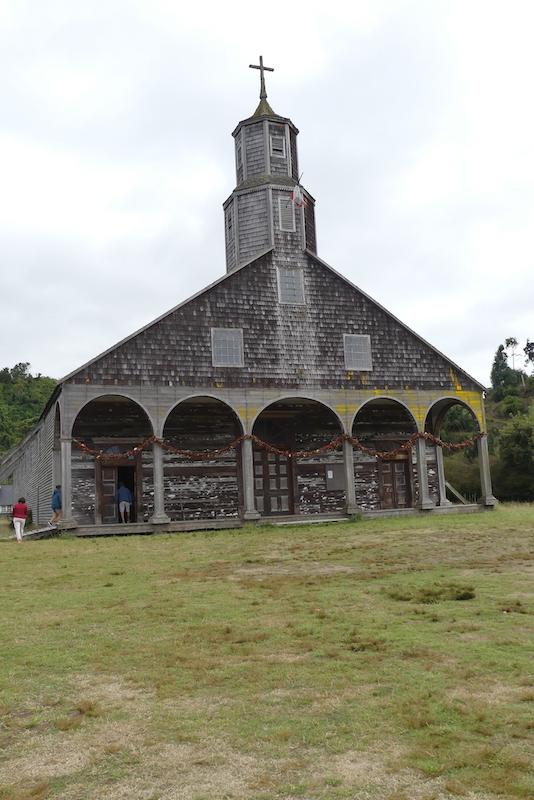 Eglise de Quinchao