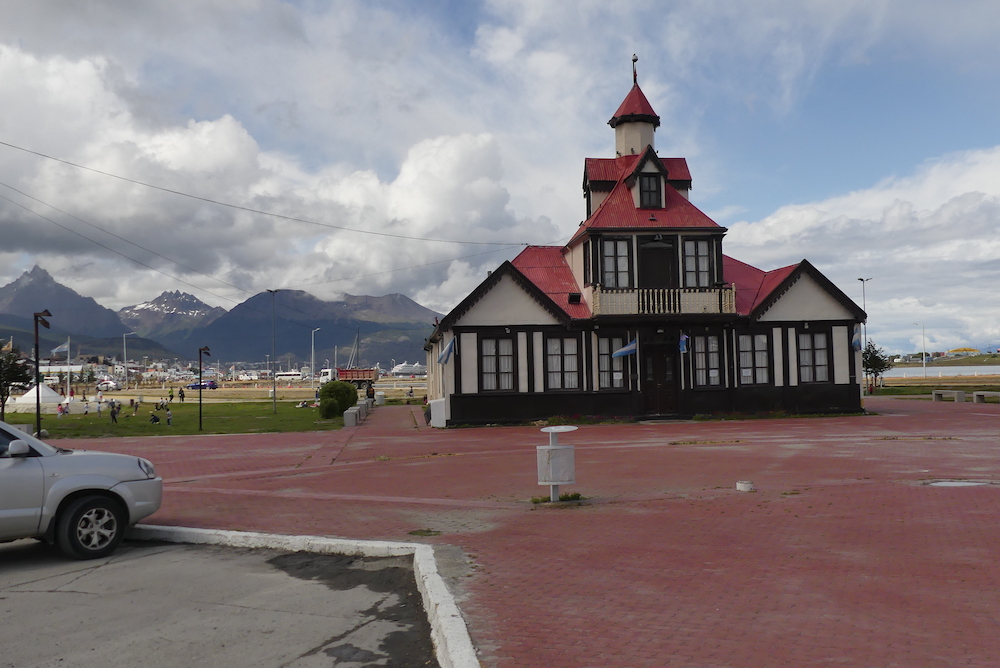 La maison du patrimoine; Casa Beban
