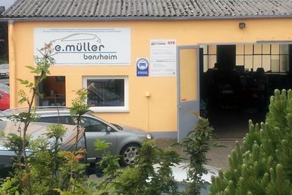 Kfz-Werkstatt in Bensheim