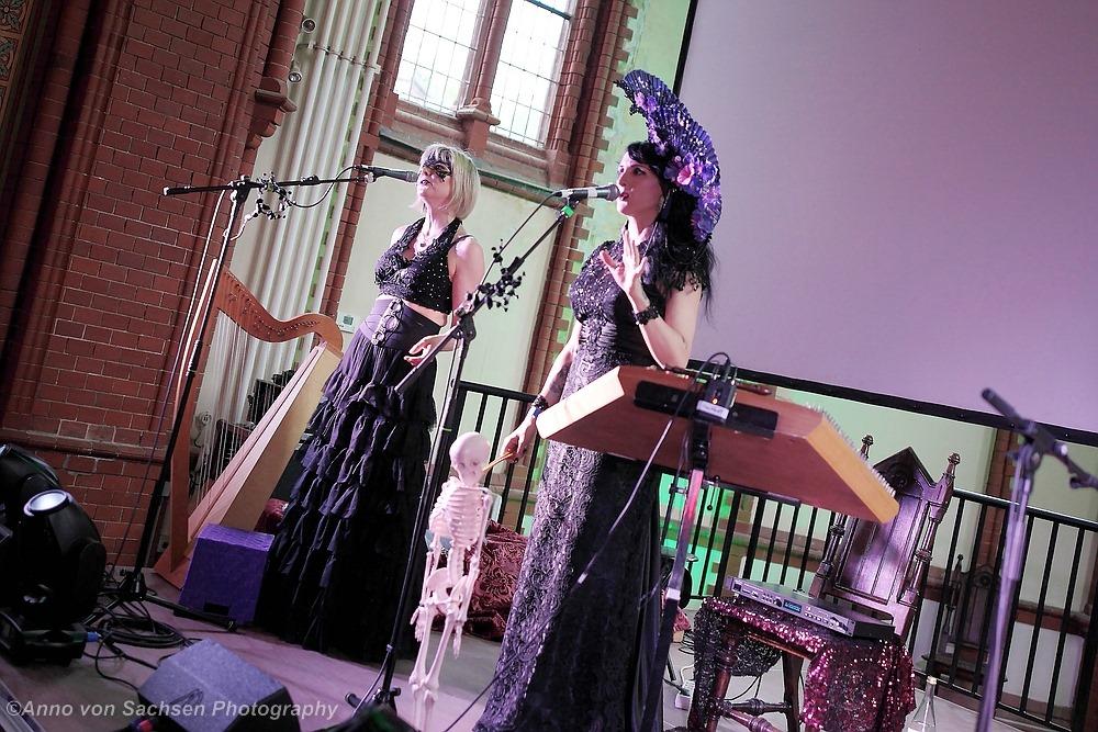 Wave Gotik Treffen, Leipzig 2019 | Foto: Anno von Sachsen
