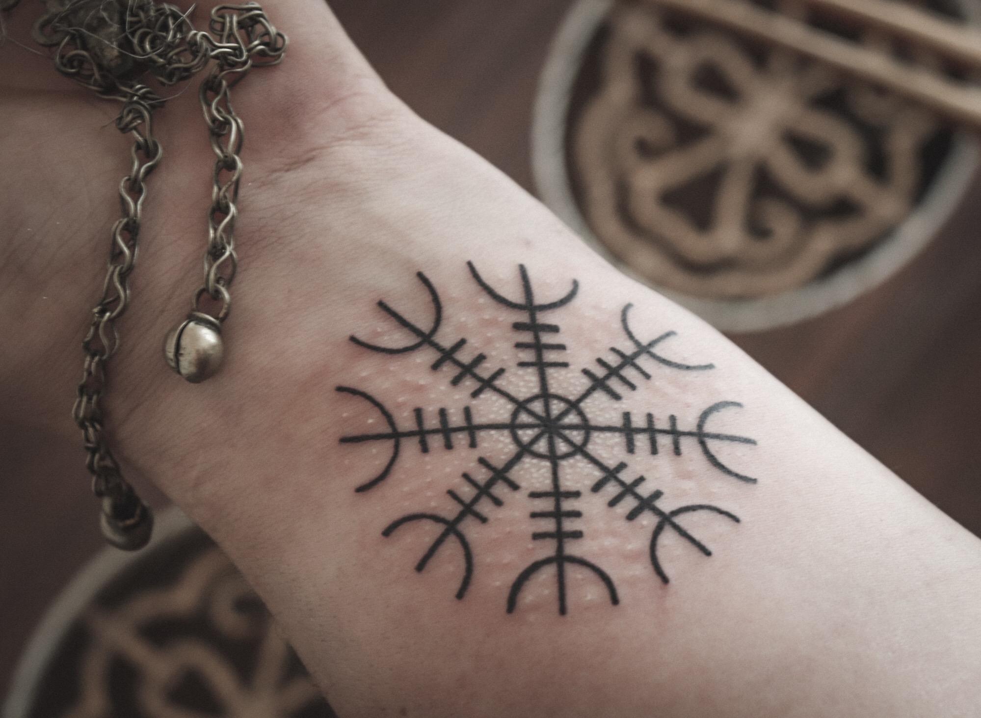Tattoo: Bianca Stücker