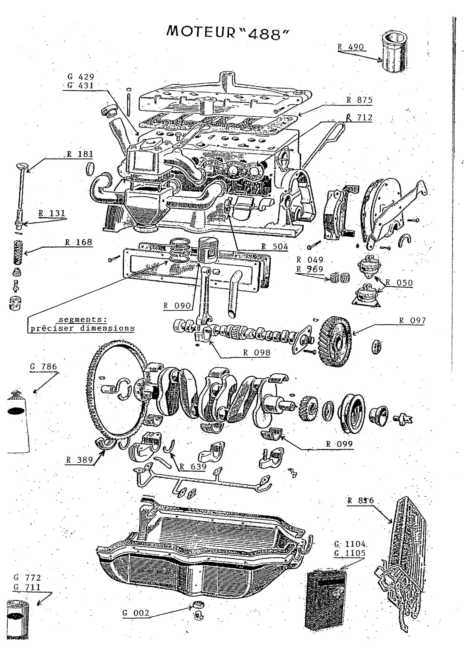 moteur 488