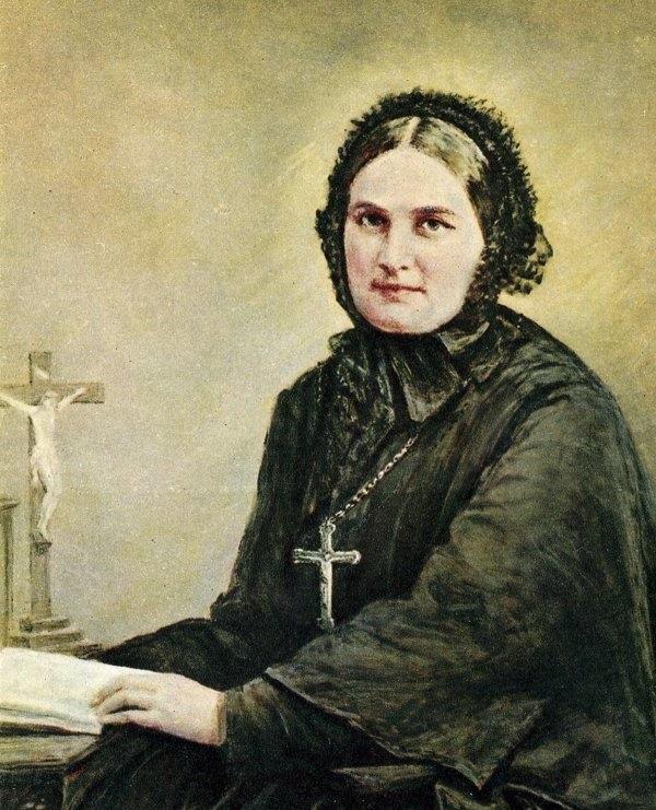 150 ans de la mort de Marie de la Providence