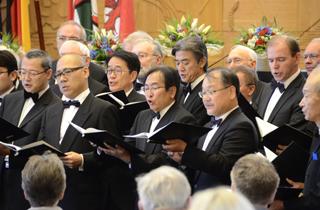 Bild: Japanischer Männerchor Düsseldorf
