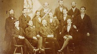 Bild: Benrather Männerchor 1856