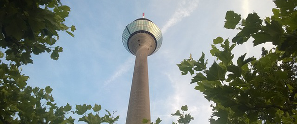 Bild: Rheinturm © Pixabay