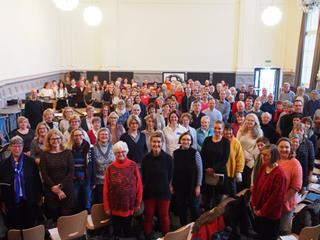 Bild: Projektchor des Chorverbandes Düsseldorf