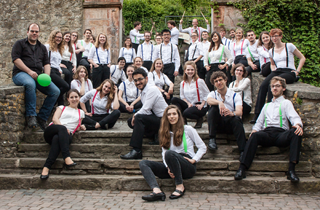 Bild: Junger Kammerchor Düsseldorf