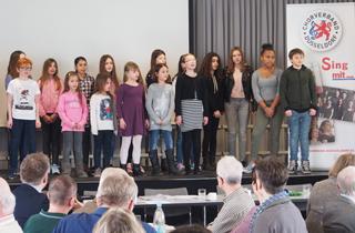 Bild: Stadtteil-Schülerchor 2017