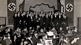 Bild: Benrather Männerchor 1930er Jahre