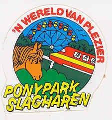 Ponypark Slagharen (ca. 1980, 1981)